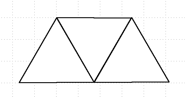 Two Intersecting Tetrahedra